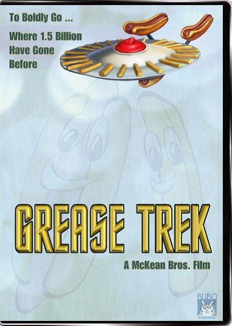 Grease Trek DVD
